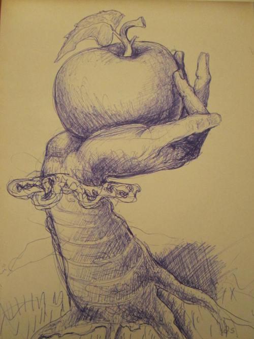 Lifting the big apple!!!