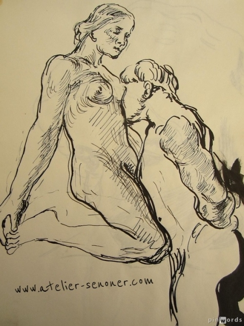 Homage to Rodin: happy b-day!!