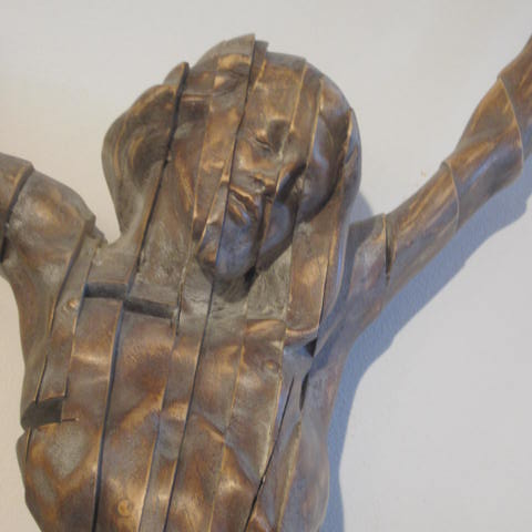 Detail of Jesus