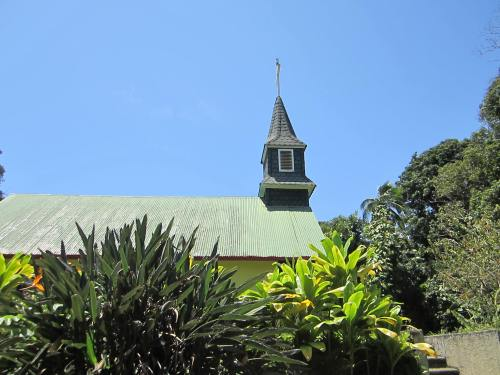 Maui and its churches..