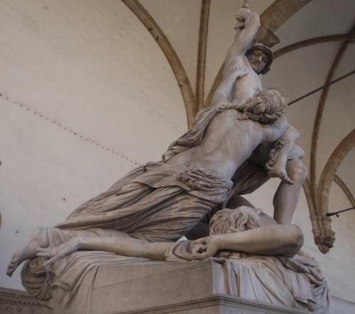 The rape of Polyxena
