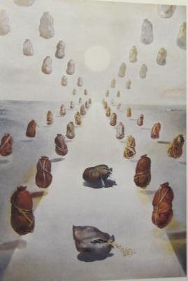 El camino del enigma! Salvador Dali