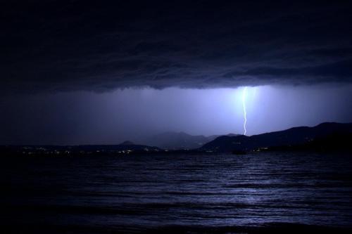 Lightning by Fabiano Mancini