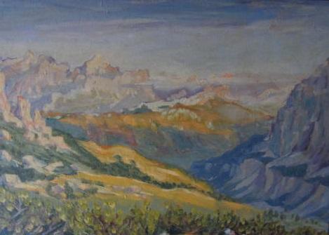 Landscape painting!