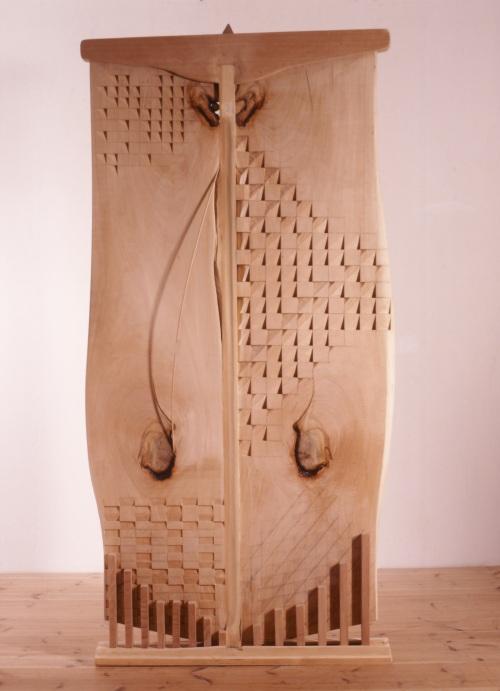 Wood Portal: Silhouette
