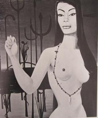 Felix Labisse - La fille d'yemanja