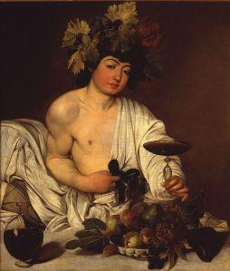 Caravaggio_-_Bacco_adolescente_-_Google_Art_Project