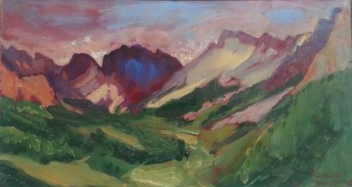 landscape-dolomites-art-saatch-pin-tw
